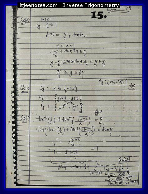 inverse trigonometry notes3