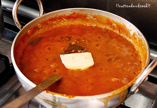 bengali style Niramish Tadka Dal recipe / Pure Vegetarian Tadka Dal recipe