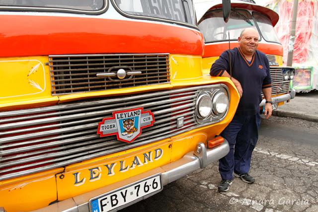 buses malteses