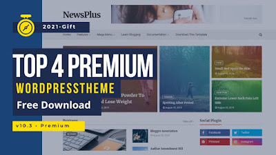 Top 4 Premium Wordpress Theme