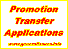 Promotion-Transfer-Applications