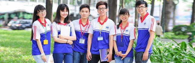 Áo đồng phục trường đại học kinh tế Tp Hồ Chí Minh