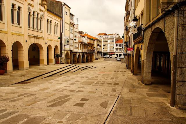 Noia. Centro. Galicia