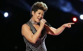 Tessanne Chin vencedora do The Voice norte-americano