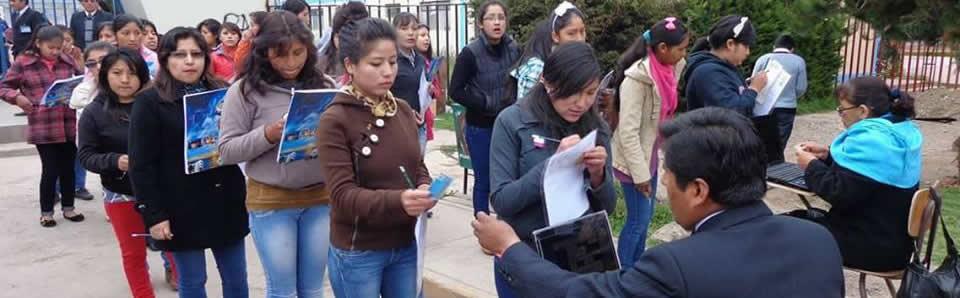 Universidad Nacional del Altiplano de Puno