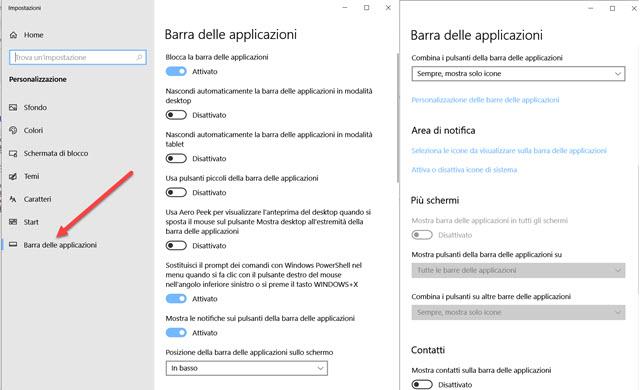 impostazioni-barra-applicazioni-windows