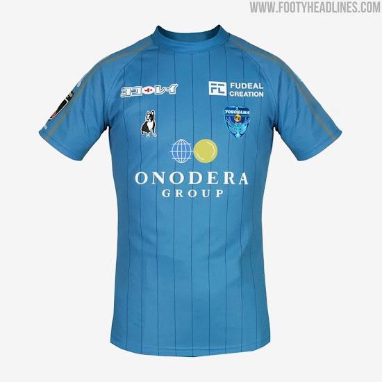 Yokohama FC 2021 Home, Away & Goalkeeper Kits Released ...
