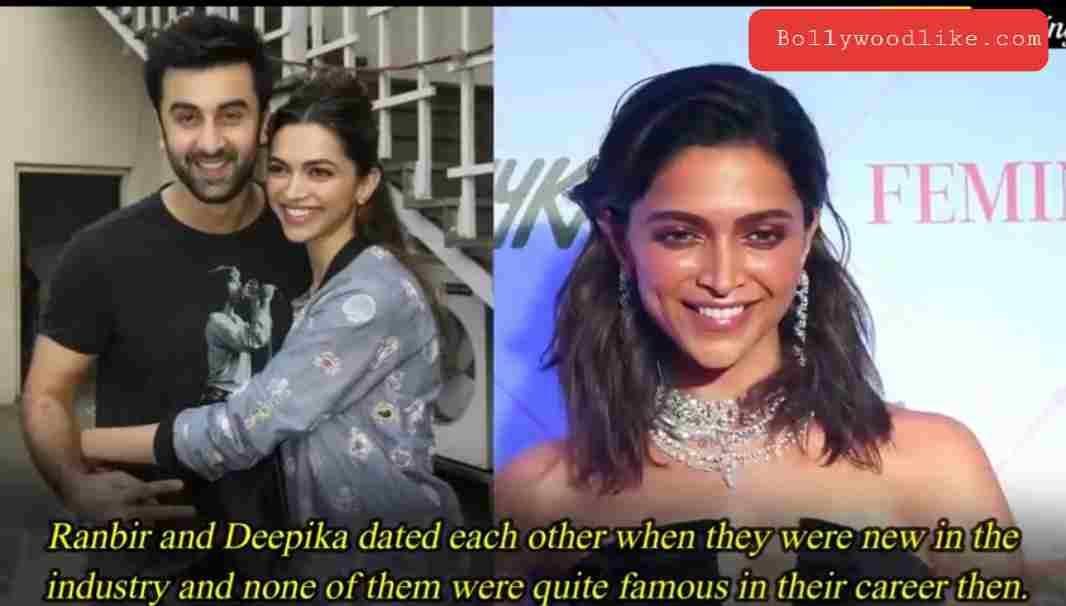Deepika padukon with ranbir kapoor