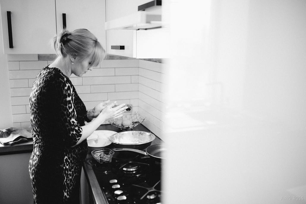 Asoškas jeb kļockas - latgaliešu tradicionālais saldēdiens