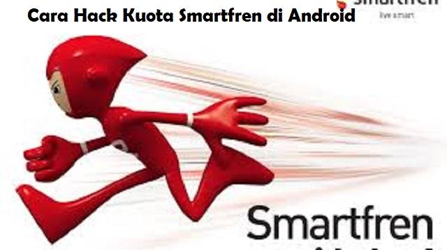 Cara Hack Kuota Smartfren di Android