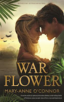 War Flower Book Review Recommendation -Mary Anne O'Connor - Romance Book Recommendations for Women