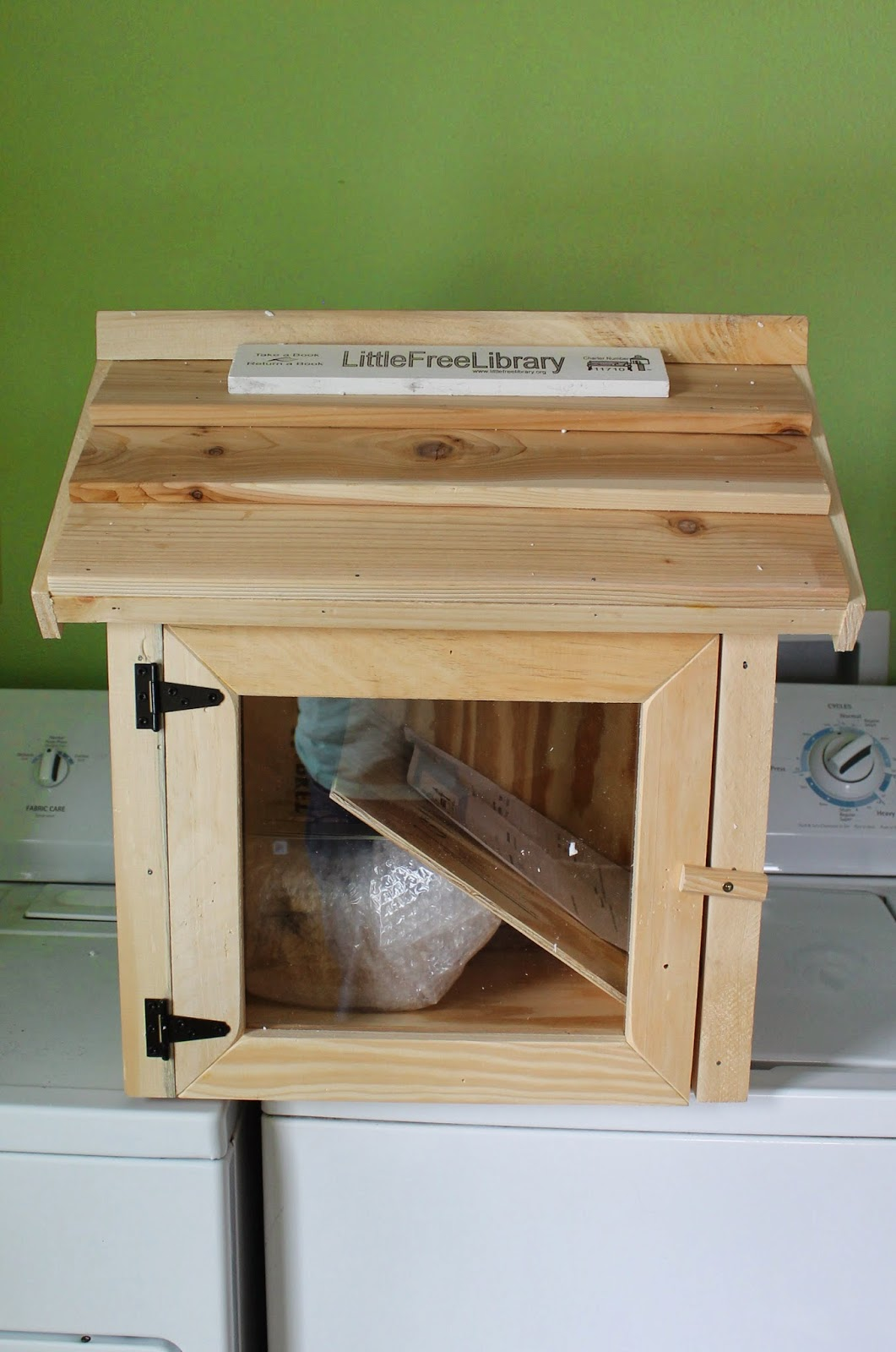 Little Free Library coming to Latimer, Iowa
