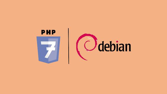 Cara Menginstal PHP7 di Debian 8