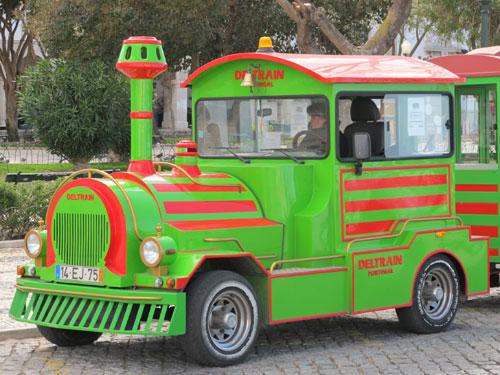 Faro Comboio Turistico.
