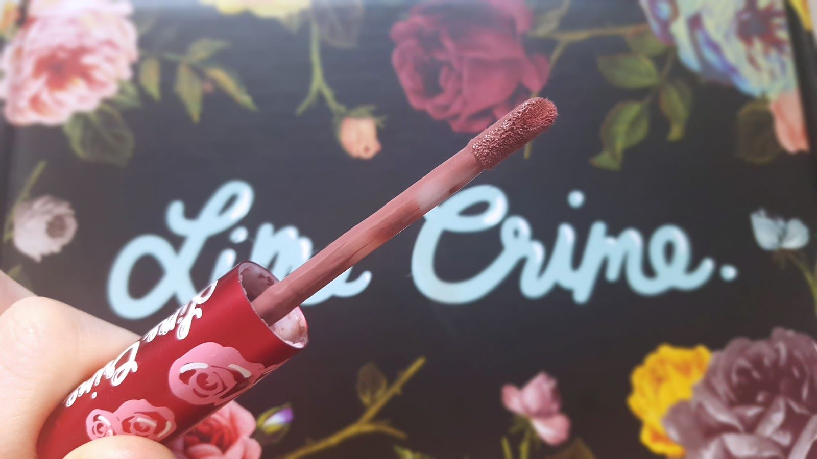 Lime Crime Faded Velvetines Wand