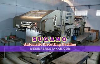 Automatic Diecutting Machine SUGANO