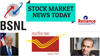 stock market news, Donald Trump, Foreign Exchange Reserves, Seafood, Nirav Modi, BSNL, Mukesh Ambani, Post office