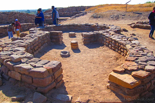 Dholavira a Harappan City UNESCO World heritage Sites Gujarat India