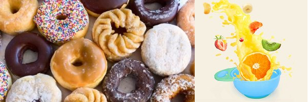 ما الفرق بين الأطعمة التي يتم معالجتها بالحد الأدنى والأطعمة فائقة المعالجة؟