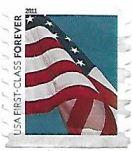Selo Bandeira Americana