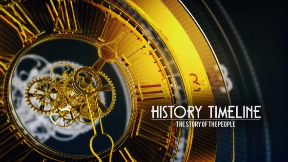 VIDEOHIVE HISTORY TIMELINE OPENER 20140894