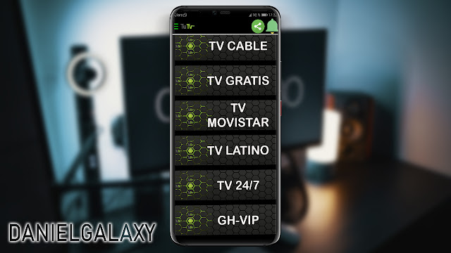 tv películas y series en android
