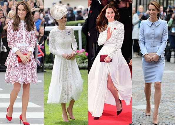 Kate Middleton Royal who dressed best in 2016 Kate Middleton best style 2016, Duchess Catherine best style 2016