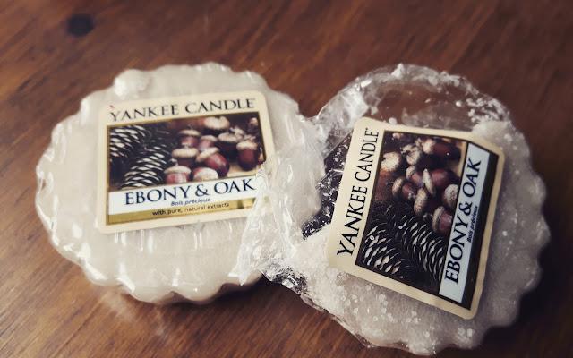 Ebony & Oak Yankee Candle - powrót Beach Wooda? - Czytaj więcej »
