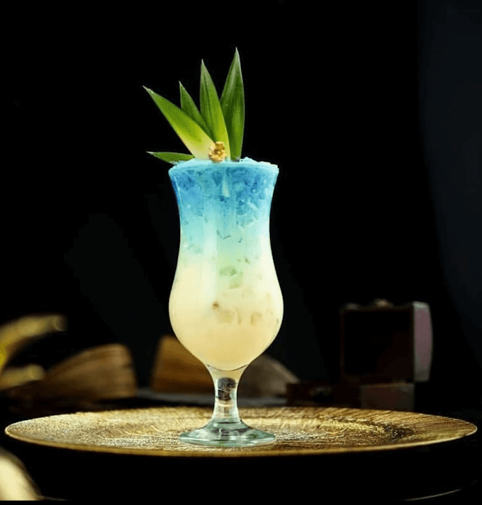 Swimming Pool Cocktail Recipe | Drink Inquirer