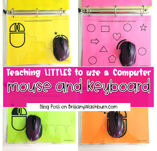 4 Tips for Teaching Primary Students How to Use a Mouse and Keyboard