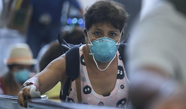 Pánico por coronavirus en Perú
