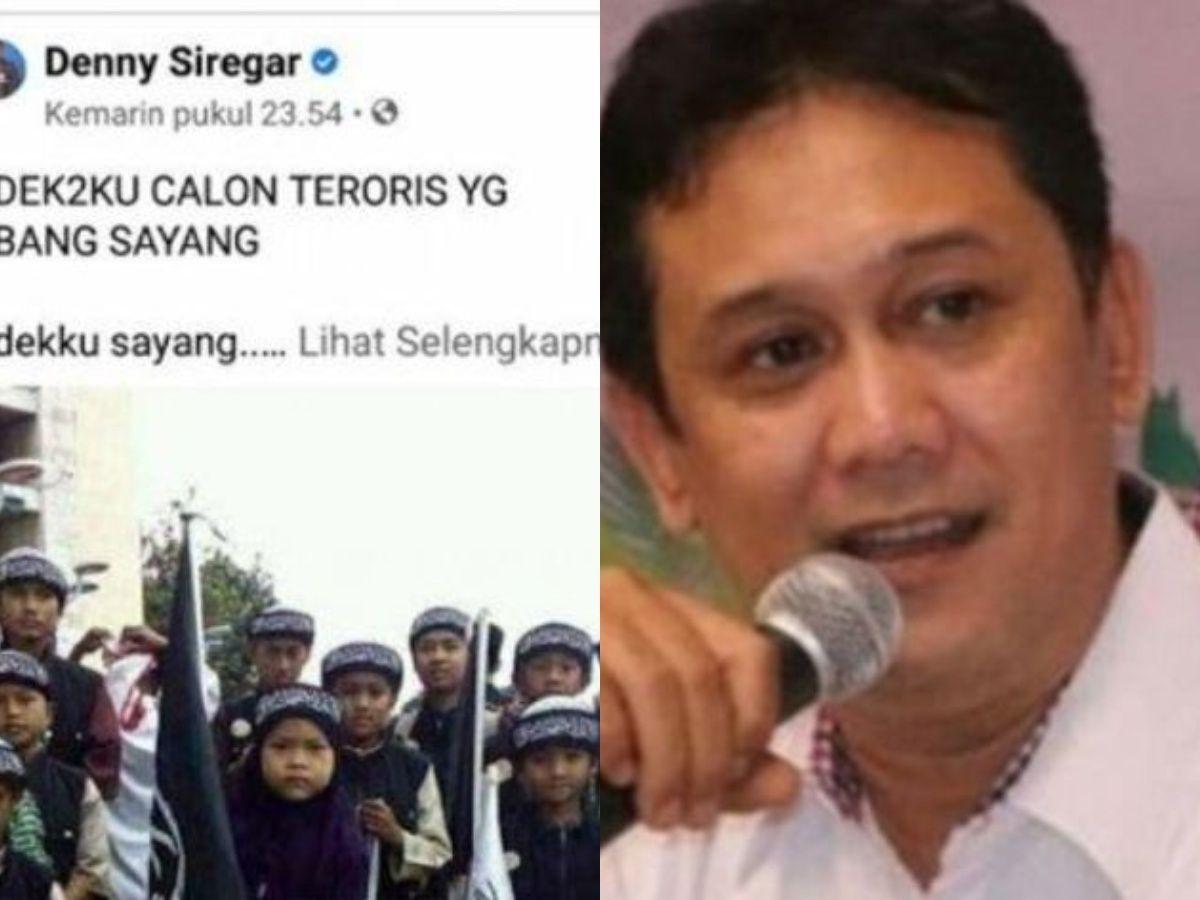 Nabi Muhammad Dibuat Karikatur, Denny: Itu Bukan Nabi Gue!