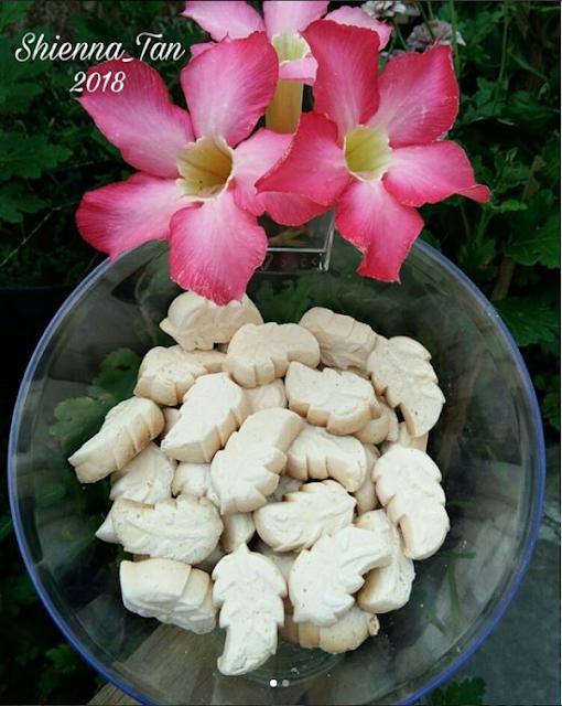 Gambar Kue Bangkit Cookies