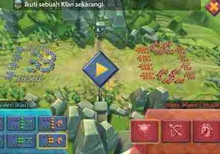 lords mobile Game Kerajaan offline terbaik