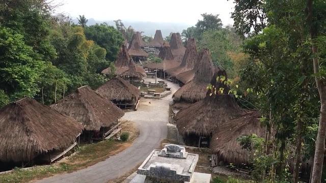 Praijing Traditional Village, East Nusa Tenggara