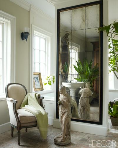 Em rita desastre diy espejos envejecidos for Espejos en la entrada de la casa
