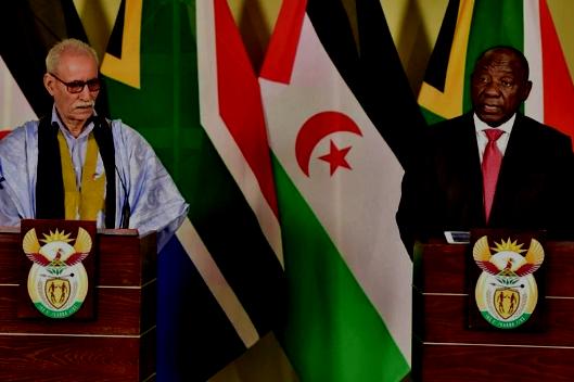 الجزائر وجنوب إفريقيا تردان على أمريكا بالتنسيق لدعم جبهة البوليساريو
