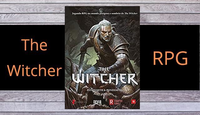 RPG de The Witcher em promoção na Amazon (De R$175 por R$113,75)! Garanta o seu!