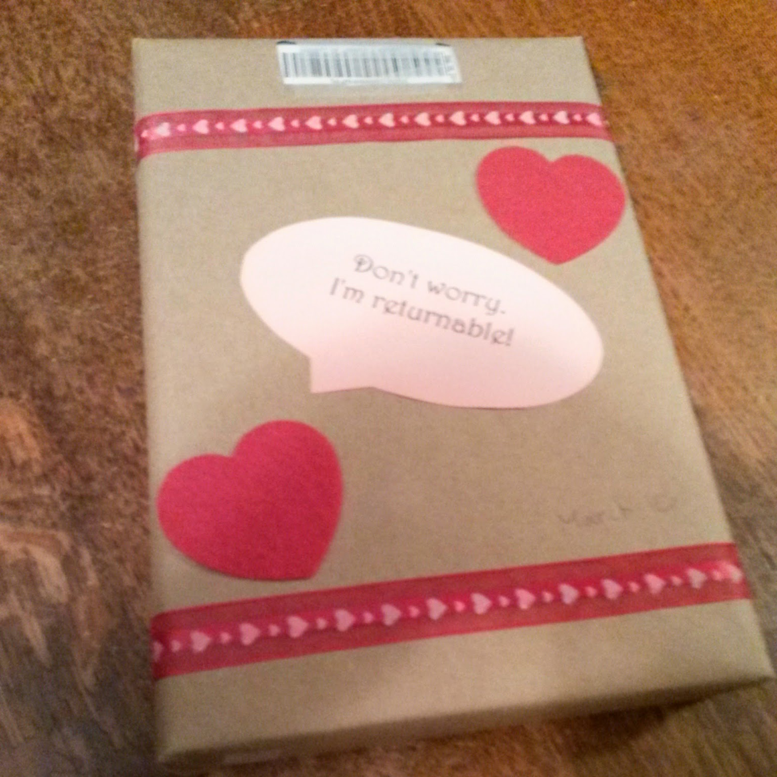 Valentine's Blind Date With A Book