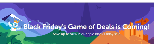 Black Friday 2018 Deals on NameCheap