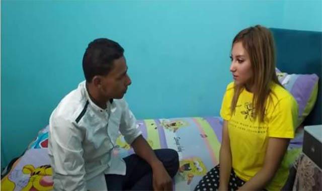 حبس اليوتبوبر أحمد ونهي بعد فيديوعات خادشة للحياء