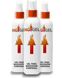 frasco do HotGel