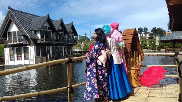 Penyewaan Kostum Korea dan Jepang