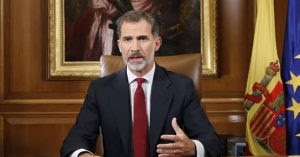 Catalan Independence bid called off – King of Spain
