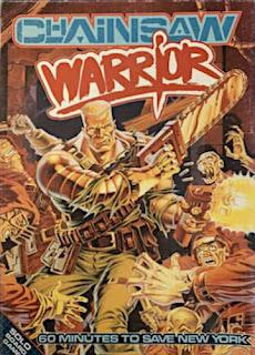 Games Workshop Chainsaw Warrior