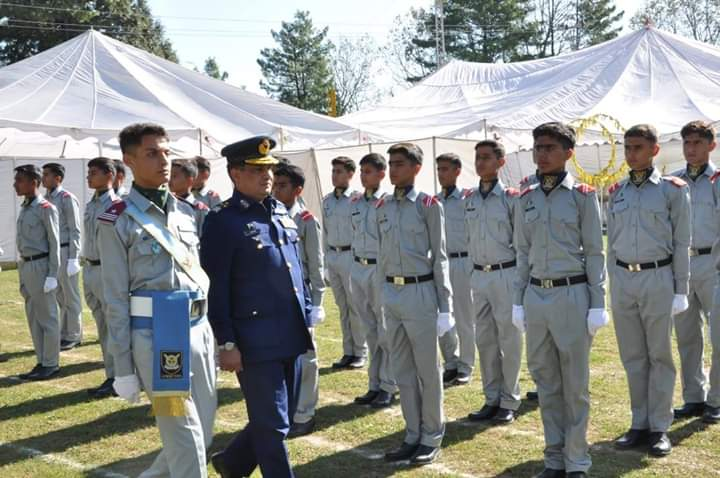PAF Cadet College Lower Topa Murree