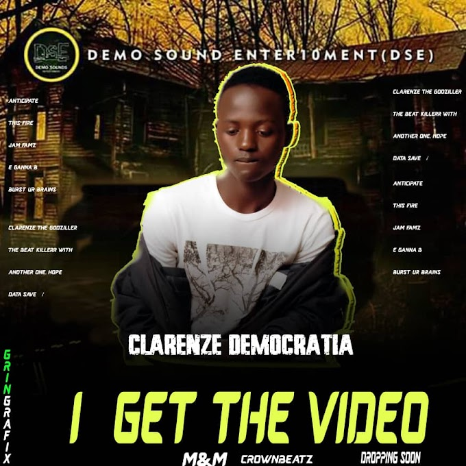 [Music] Clarenze Democratia - I Get the Video