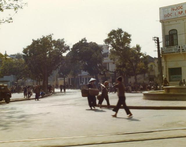 Ảnh hiếm về Hà Nội 1975 qua góc nhìn người Mỹ