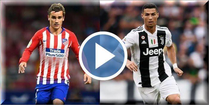 مشاهدة مباراة اتلتيكو مدريد ويوفنتوس بث مباشر اليوم 10-08-2019 الكأس الدولية للأبطال