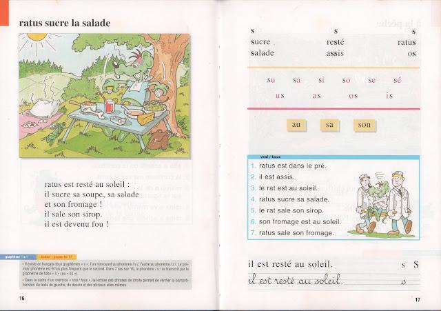 école : références: Guion, Ratus et ses amis CP (1994)